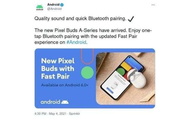 pixel buds a