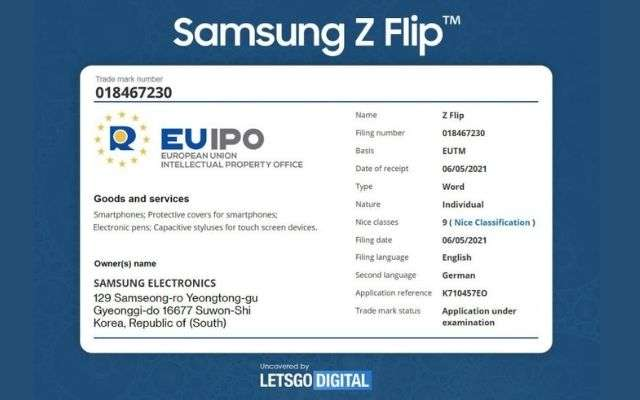 Samsung Galaxy Z Flip S Pen