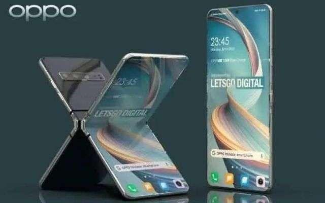 OPPO foldable