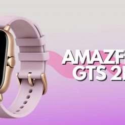 Amazfit GTS 2e: lo smartwatch perfetto per lei e lui