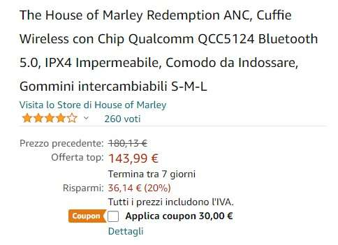 Coupon House of Marley