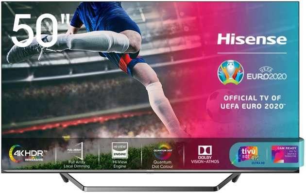 Hisense 50U71QF Smart TV