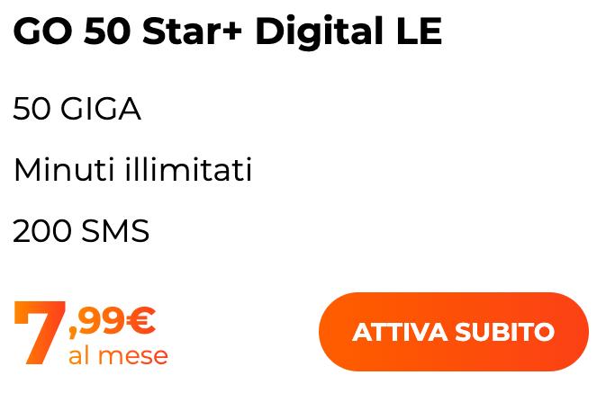 GO 50 Star+ Digital LE