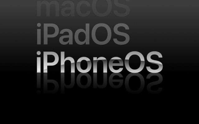 iPhoneOS