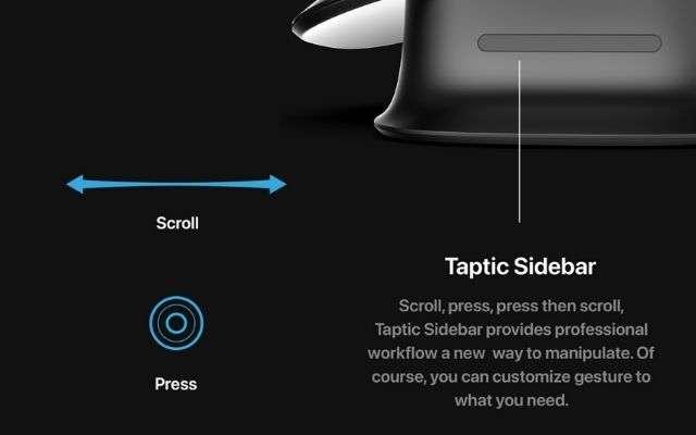 Apple Magic Mouse Pro