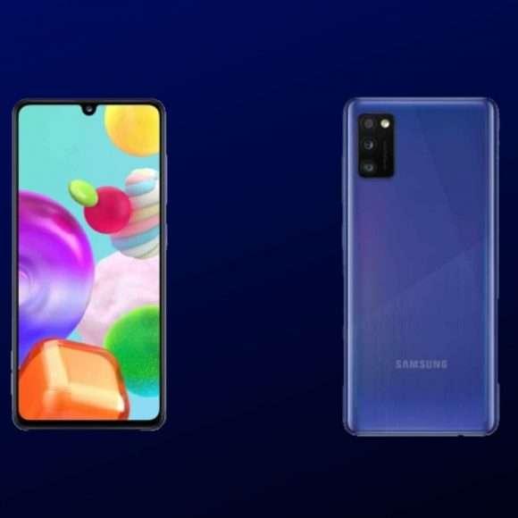 {Samsung: arrivano tre nuovi device 5G low-cost