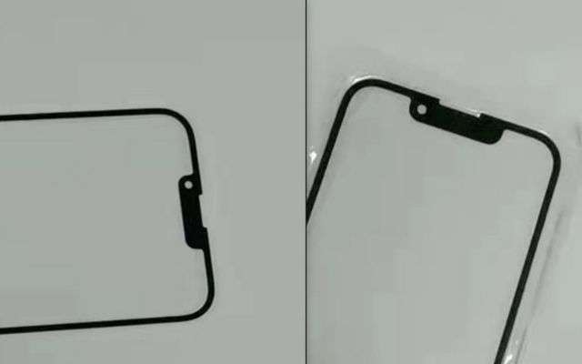 notch iPhone 13