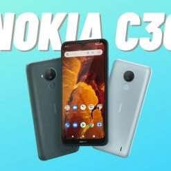 Nokia C30: UFFICIALE l'entry-level con Android 11 Go