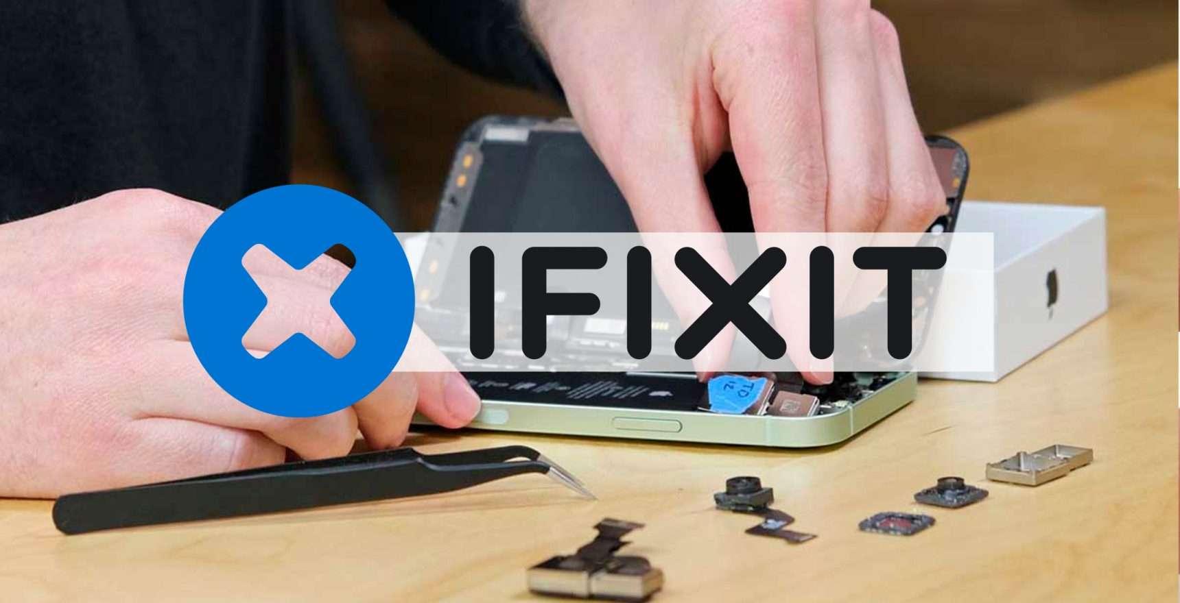iFixit accusa Samsung, Apple e Microsoft di ostacolare le riparazioni
