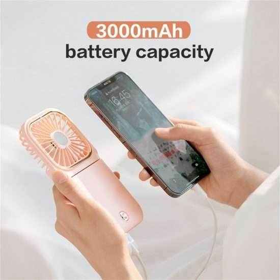 mini ventilatore powerbank