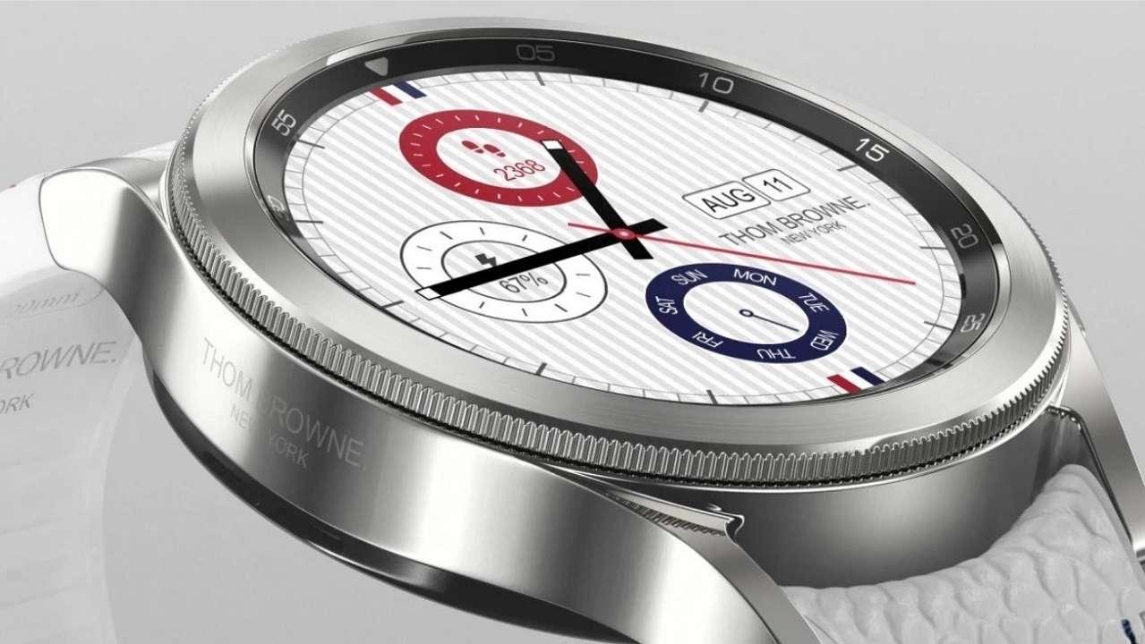 Galaxy Watch 4 Classic in versione extralusso: prezzo proibitivo