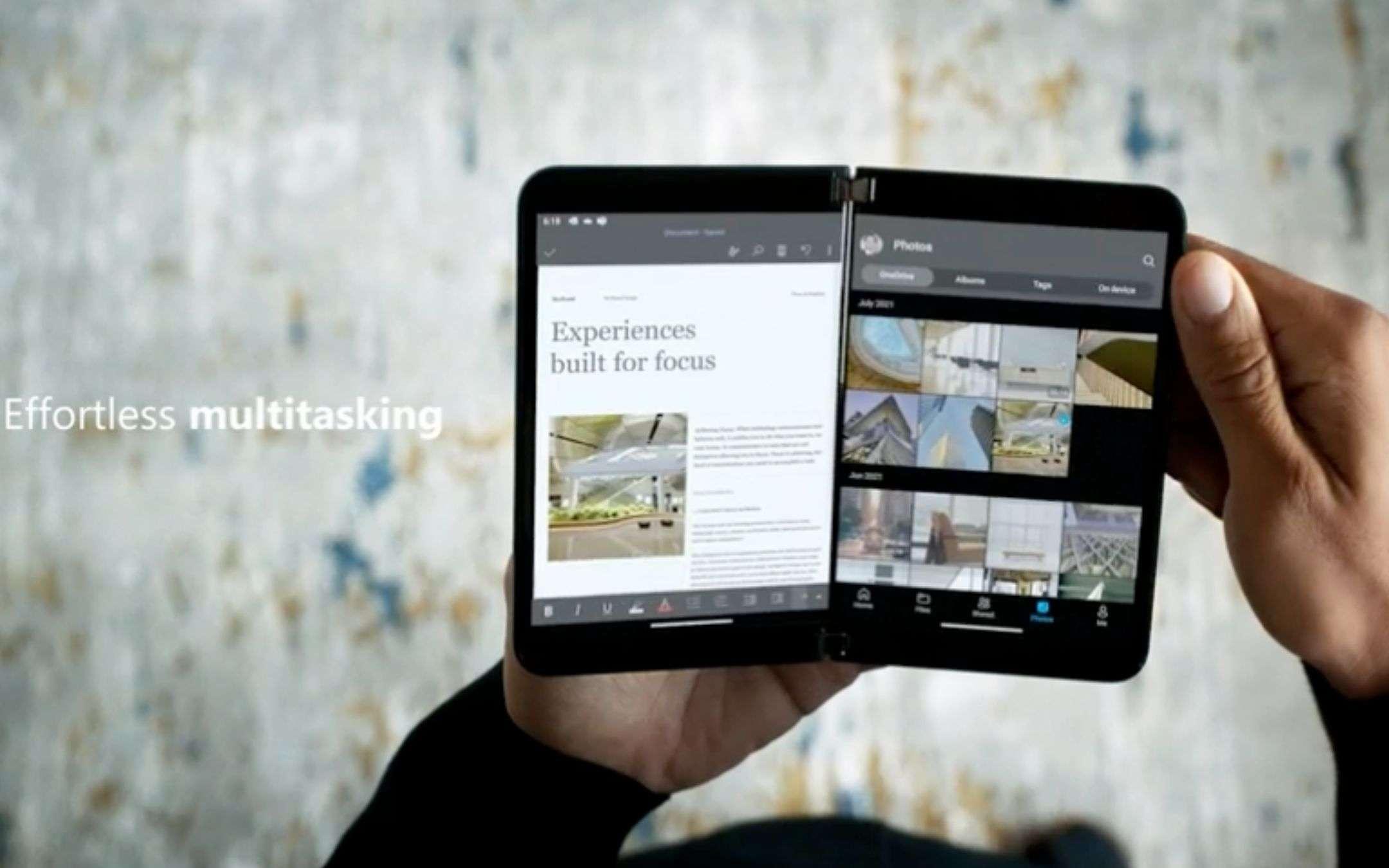 Microsoft Surface Duo 2 ufficiale: un grande passo avanti