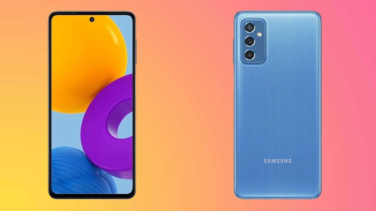 Samsung Galaxy M52 5G, abbiamo la data: ci sarà un display a 120Hz?