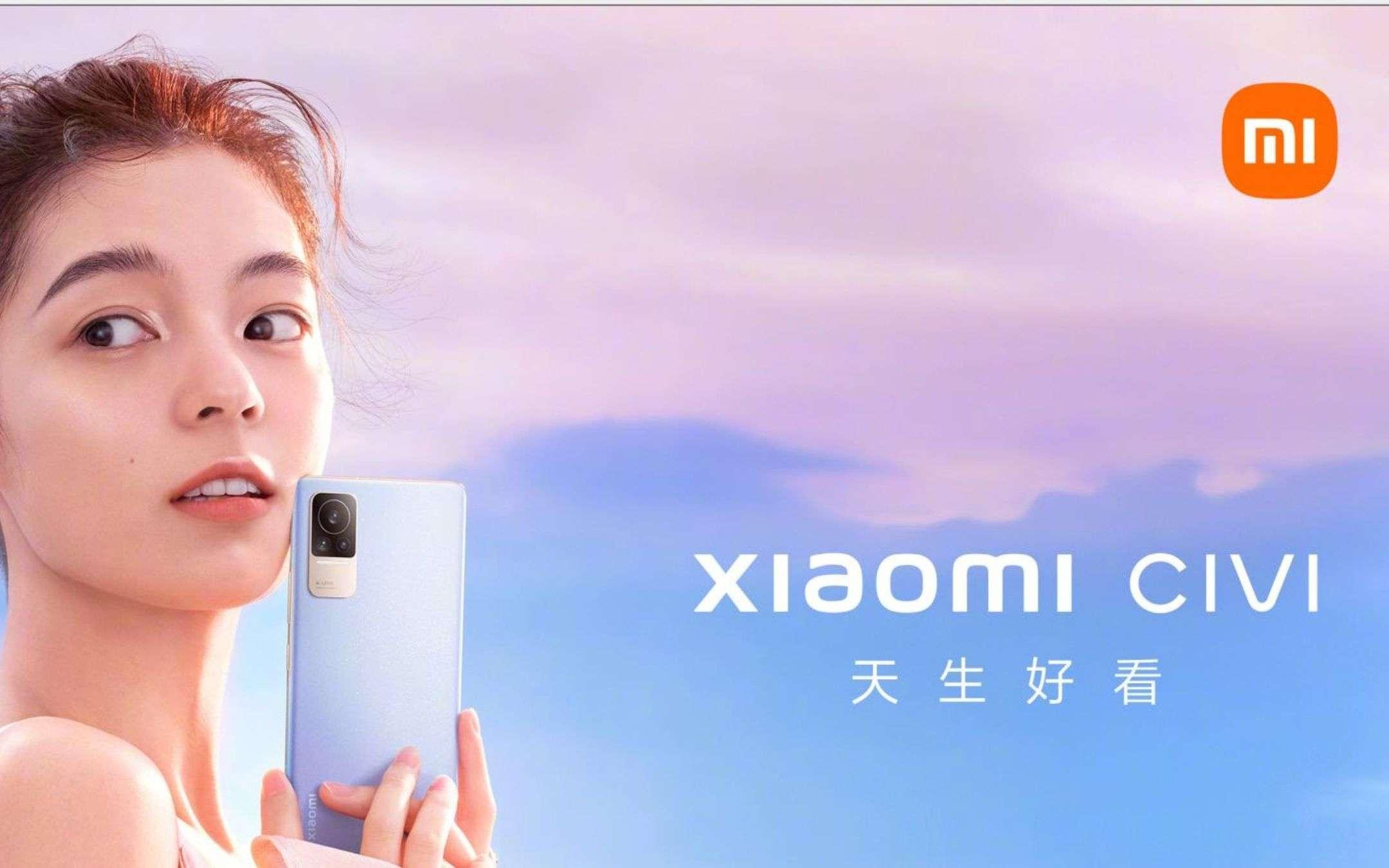 Xiaomi CIVI: fast charge da 55W, ma non c'è il caricatore