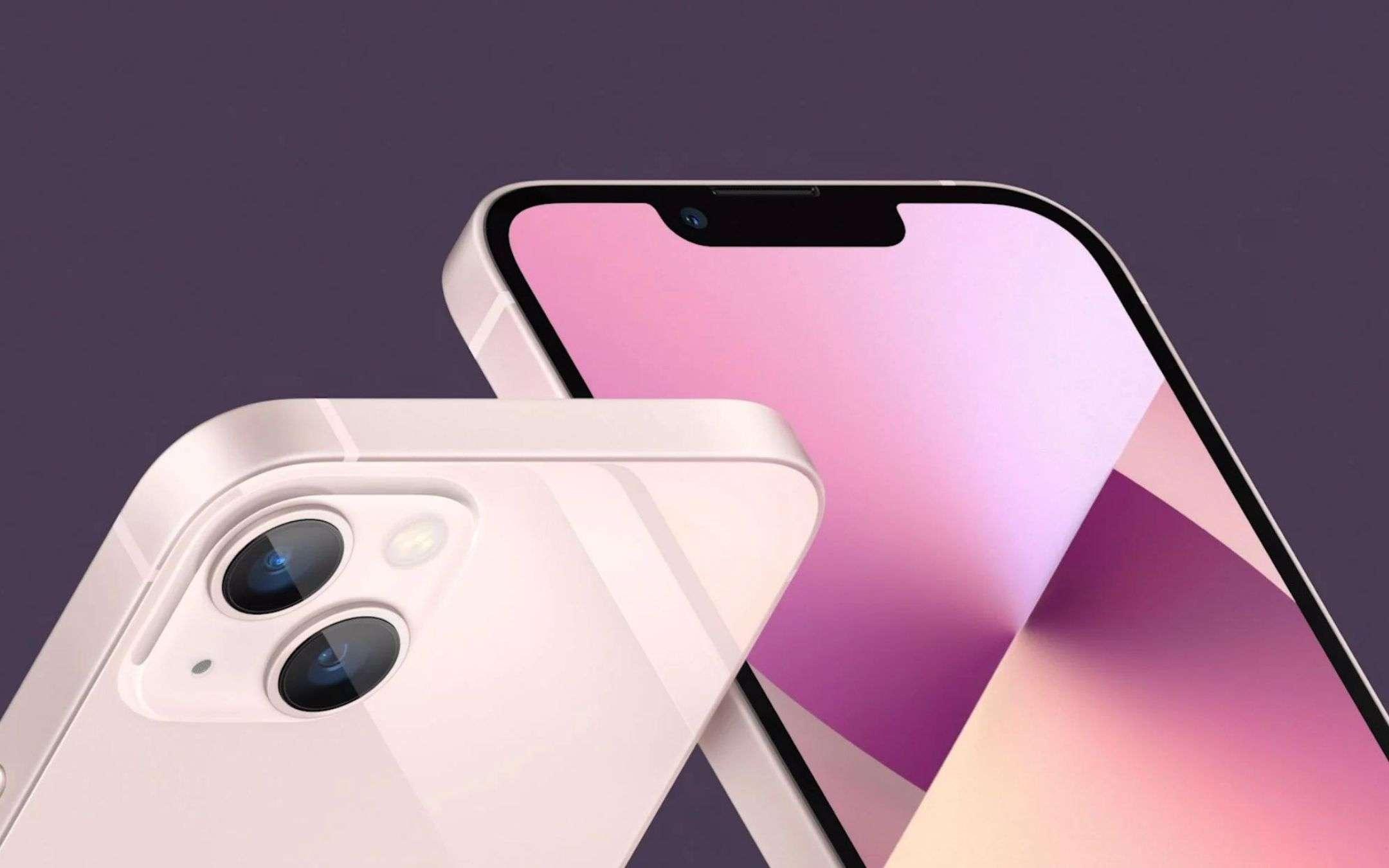 iPhone 13: alcuni fornitori interrompono la produzione