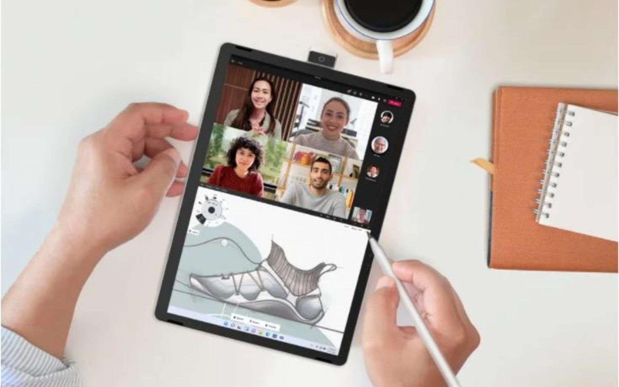 HP sfida il Surface Go3: ecco il nuovo tablet PC da 11