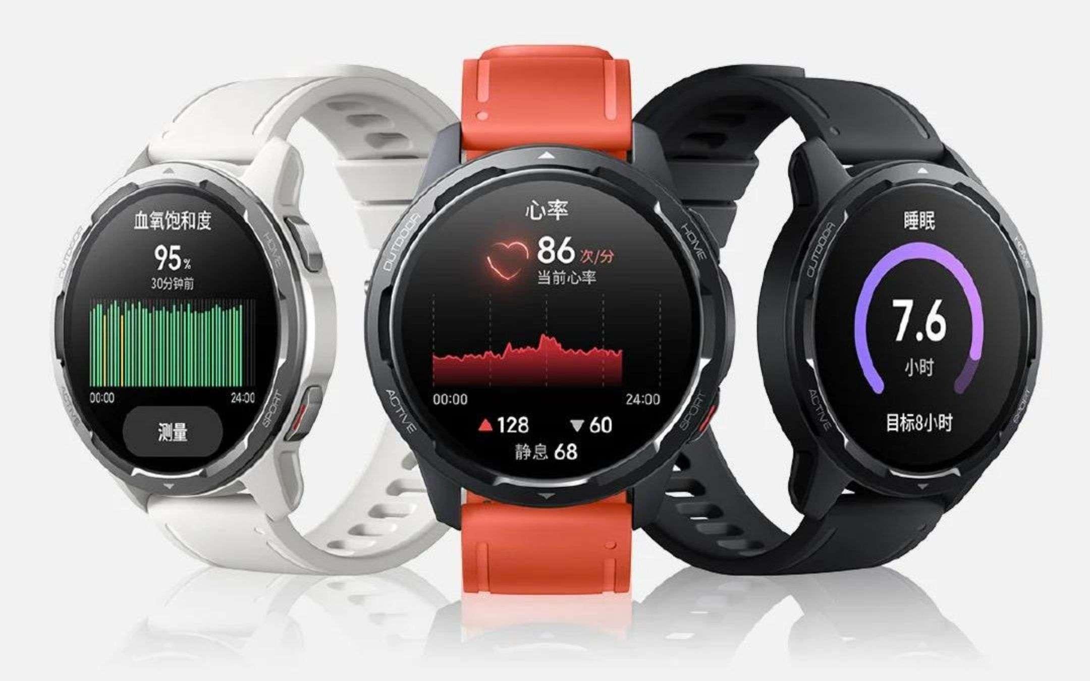 Xiaomi Watch Color 2: UFFICIALE e si scaricano le app!