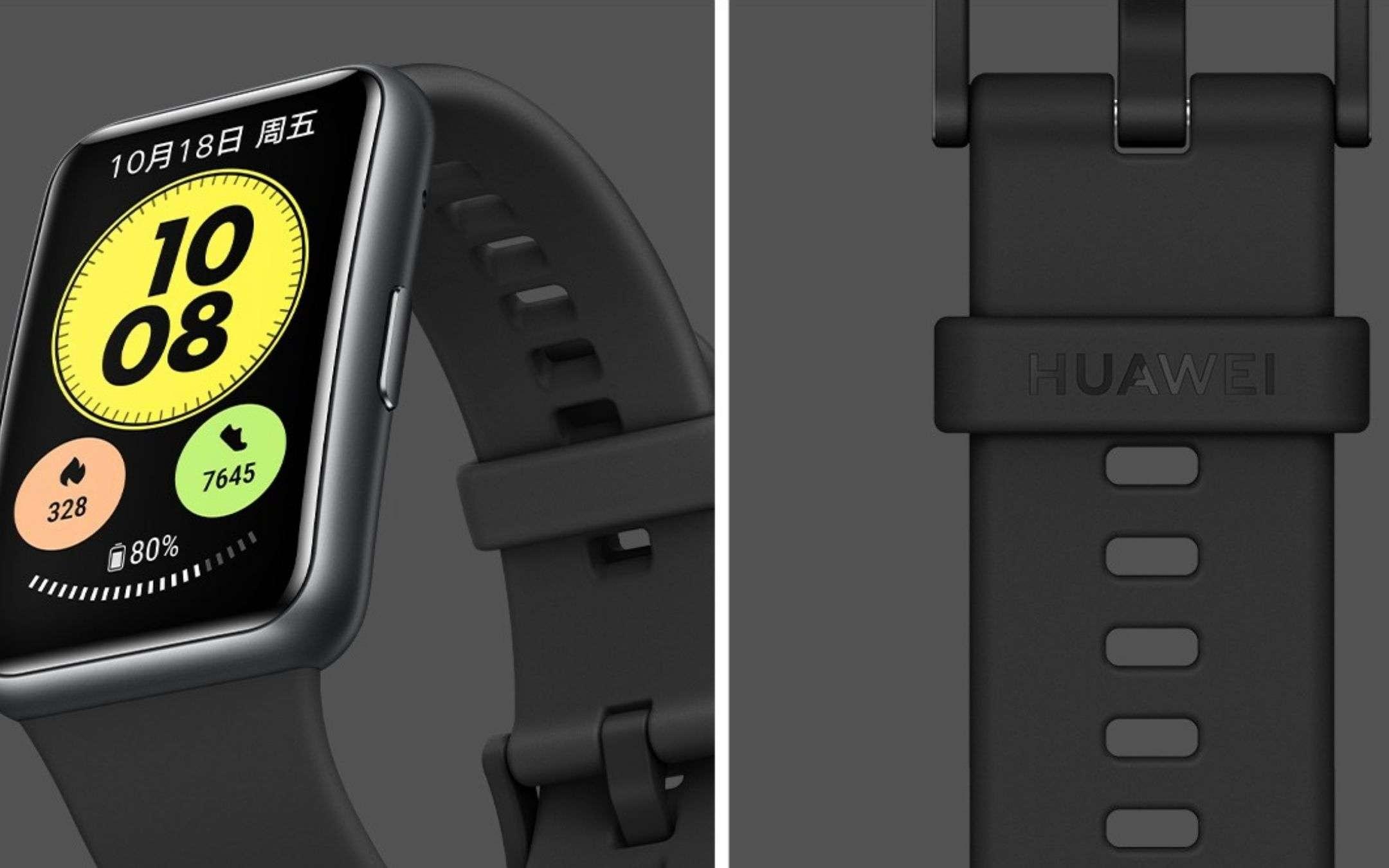 Huawei Watch Fit New: UFFICIALE con piccole novità