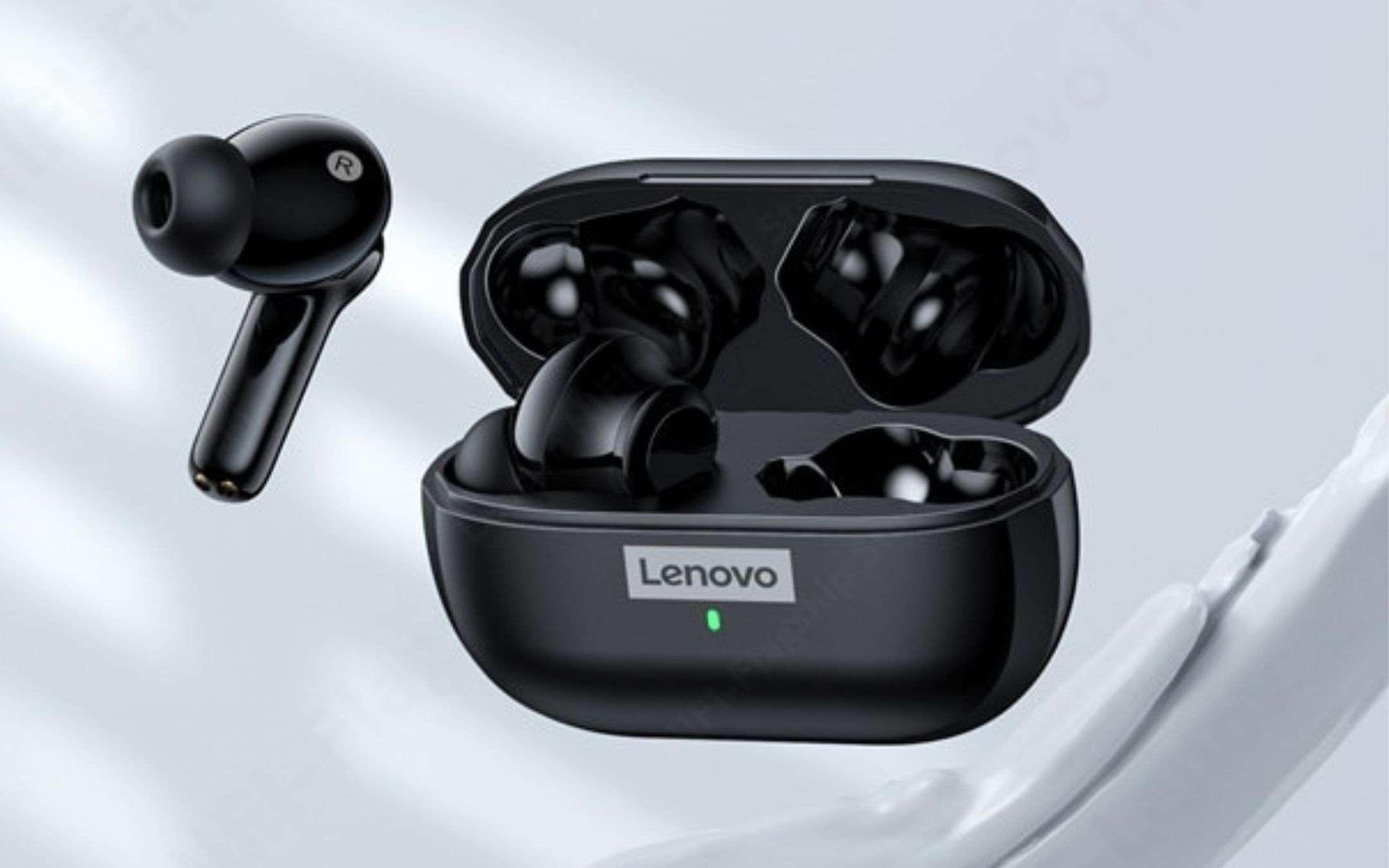 Questi auricolari Lenovo sono ASSURDI: 14€, bombetta