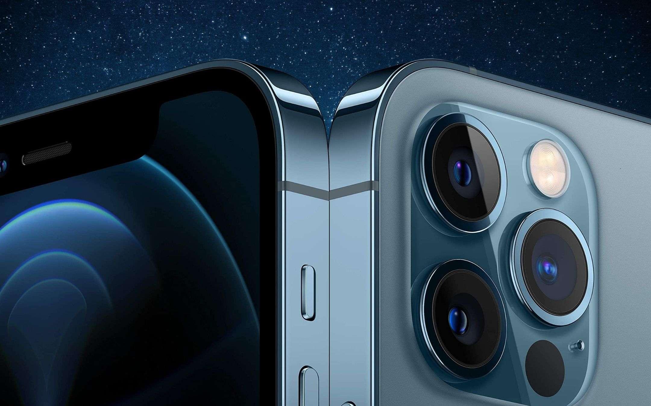 Effetto iPhone 13: iPhone 12 Pro CROLLA a 911€ (sconto 277€)
