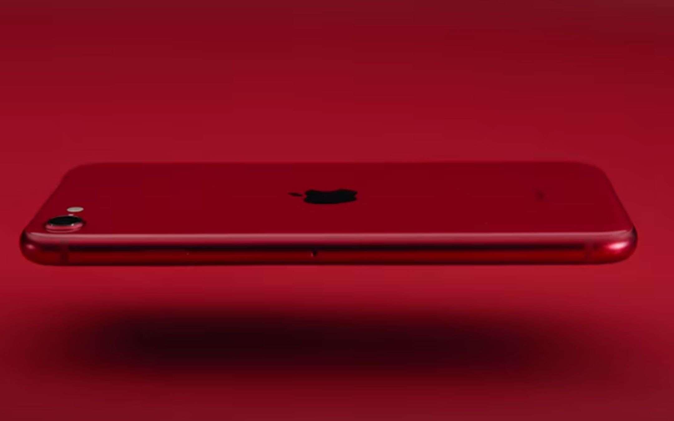 iPhone SE (2020): una variante è appena stata eliminata