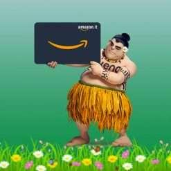 Kena: Buono Amazon e 100GB da 7,99€ al mese