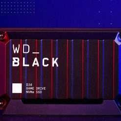 WD_BLACK D30 da 2 TB scontato di più di 200€!