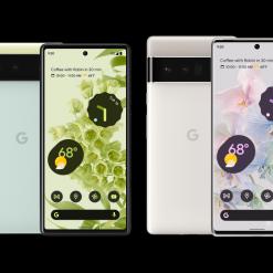 Google Pixel 6 e Pixel 6 Pro UFFICIALI: principali differenze