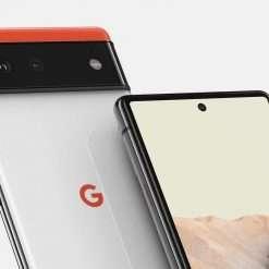 Google Pixel 6 è ufficiale: nuovo design e SoC Tensor a 649€