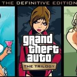 GTA Trilogy Definitive Edition: ecco quando si potrà comprare