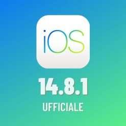Apple rilascia iOS 14.8.1 per i vecchi iPhone e iPad