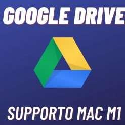 Google Drive: arriva il pieno supporto per i Mac M1