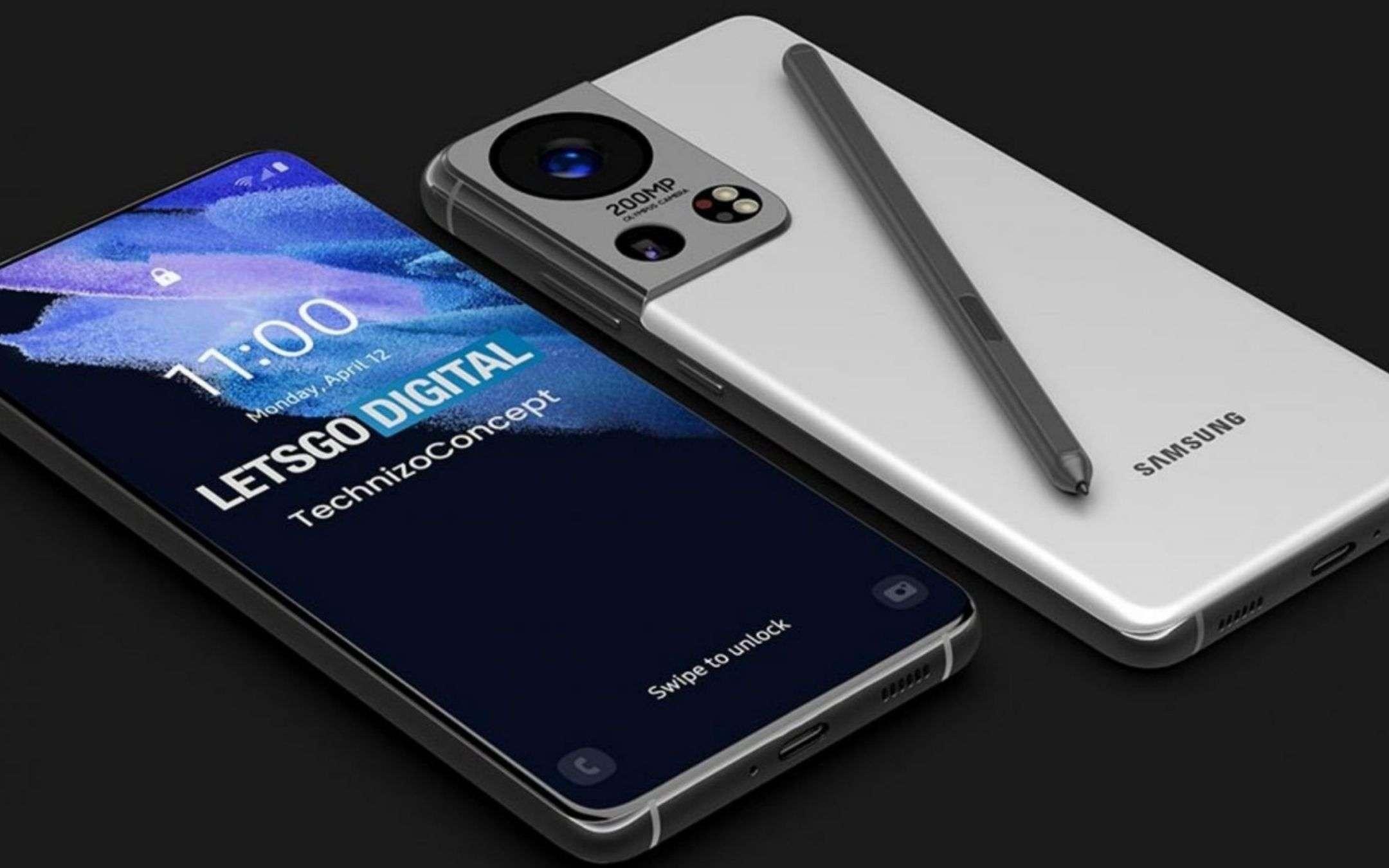 Samsung Galaxy S22 avrà cornici SUPER sottili