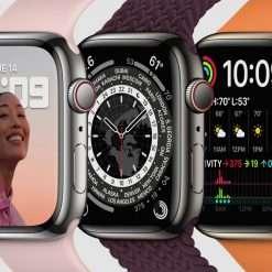 Apple Watch Series 7: i vantaggi di uno schermo più grande