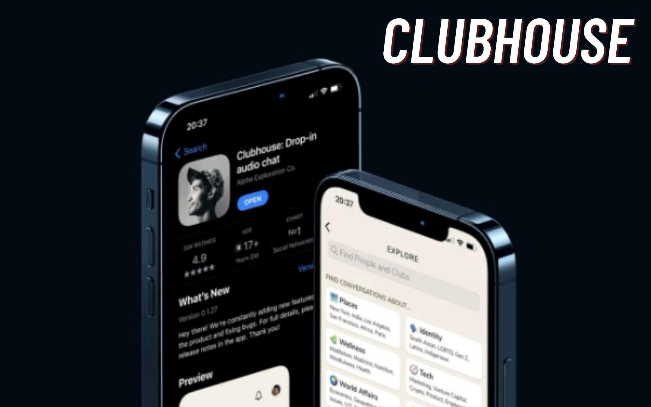 Clubhouse per iOS: ecco le incredibili novità