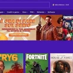 Compra videogiochi a poco! Inizia a fare acquisti su Eneba