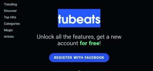Tubeats, musica gratis sul Web