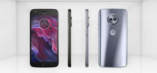 Motorola lancia Moto X4 in India