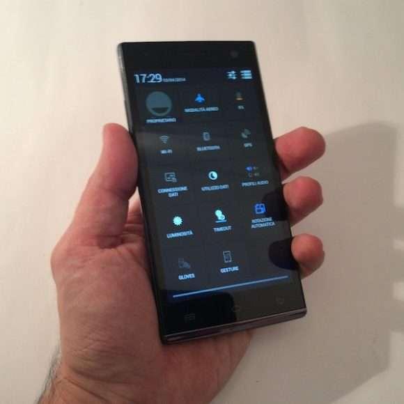 {Mediacom PhonePad Duo X500