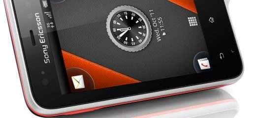 Sony Ericsson Xperia active messo alla prova...a dura prova