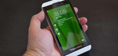 RIM BlackBerry Z10