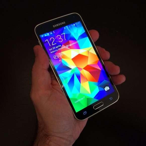 {Samsung Galaxy S5