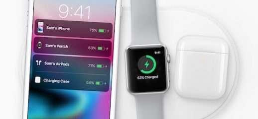 iPhone 8: si torna al vetro per la ricarica wireless