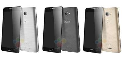 Alcatel, la lineup OneTouch Pop 4