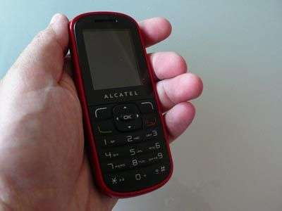 Alcatel One Touch 303