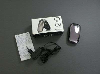 Alcatel One Touch V270