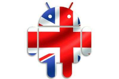 Android preferito in UK
