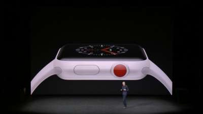 Apple Watch 4G
