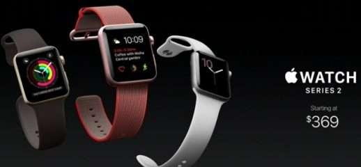 Apple Watch, la Serie 3 avrà connettività dati autonoma