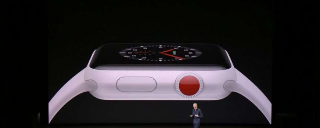 Apple Watch si aggiorna a watchOS 4.2